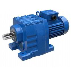 Foot Mounted Helical Geared Motors