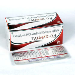 Tamsulosin HCl Modified Release Tablets