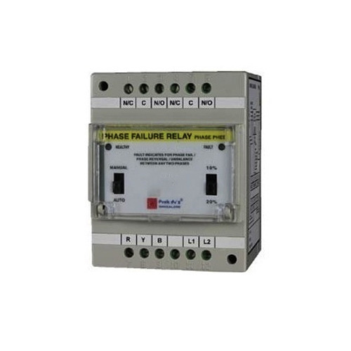 Phase Failure Relay Auto Switch