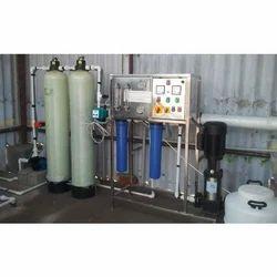 Mild Steel Water Purification Plants