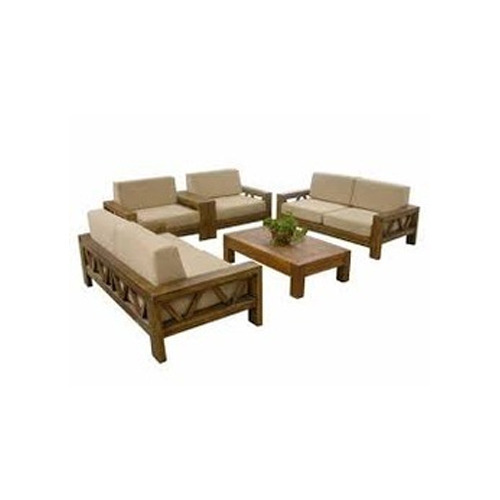 Simple Sofa Set