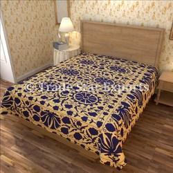 Indian Bedding Suzani Bedspread