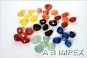 Polished Colored Stone Pebble