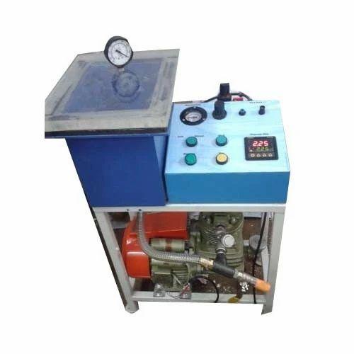 Dome Sticker Machine