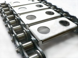 pashupati Carbon Steel Conveyor Chains, For Industry, Thickness: 0.5