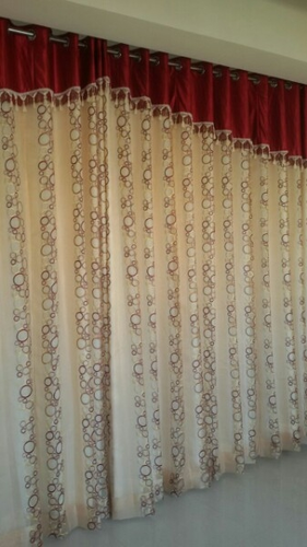 Product Image Read More Arched Window Curtain