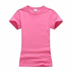 Plain Ladies T-Shirt