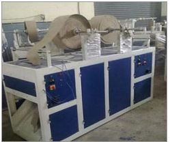 Fully Automatic Paper Plate Double Die Roll Machine