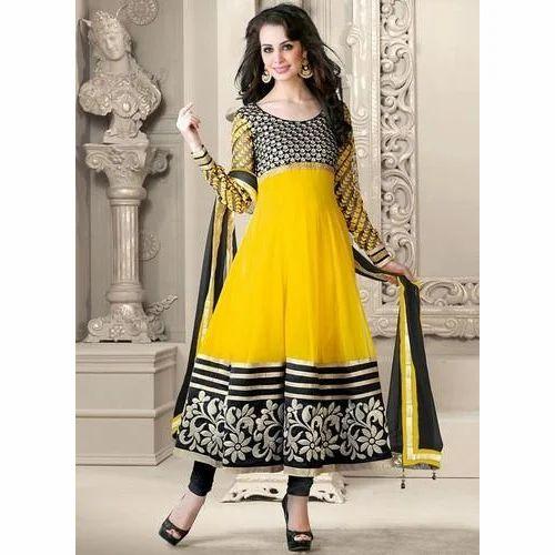 531873830bd Party Wear Anarkali Suit