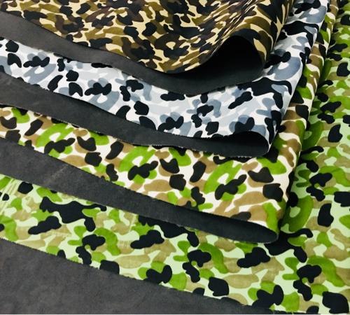 Eva laminated fabrics
