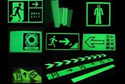 Glow In Dark Signage
