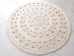 IRC W 41 Wool Braided Rugs