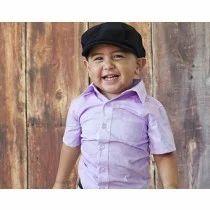 Cool Lavender Cotton Shirt