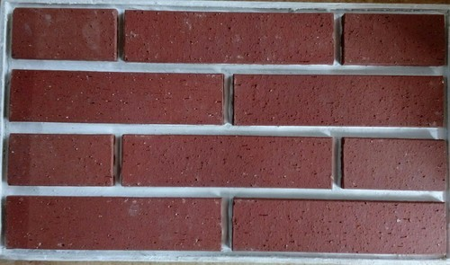 Red Rustic Brick Tile
