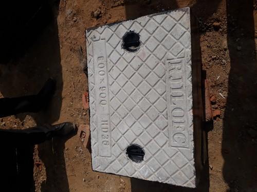 Concrete Mainhole Cover