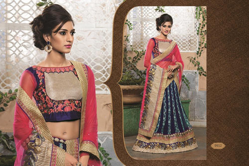 Party Wear Same As Image Lehenga Choli For Party