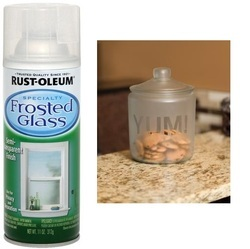 Rust Oleum Specialty Frosted Glass Spray Paint