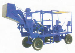 Mobile Hoist Concrete Mixer