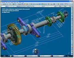 Automotive Components 3d Cad Drafting/ Designing