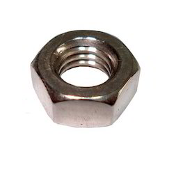 Round Etching Stainless Steel Nuts