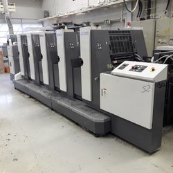 Shinohara 525 Offset Printing Machine