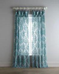 Transparent Tape Curtains