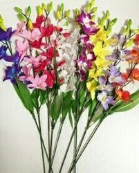 Hyperboles Artificial Orchids Flower Sticks