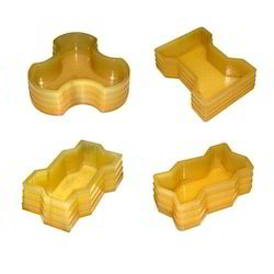 PVC & Plastic Paver Block Mould