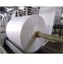 White Coated Hdpe & Pp Woven Open Flat Fabrics, Use: Bag