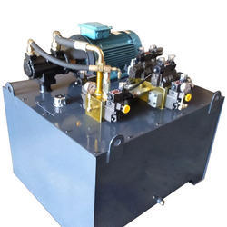 Hydraulic Power Pack For Deep Draw Press