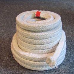 1260 High Fire Resistance Ceramic Fiber Wool Square Braid