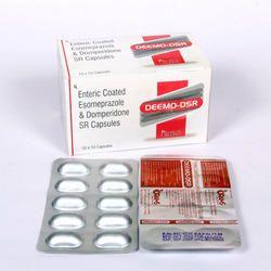 Enteric Coated Esomeprazole & Domeperidome Sr Capsules