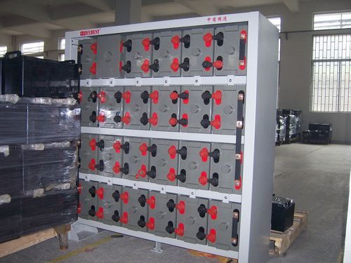 Batteries Rack Manufacturer From Surat