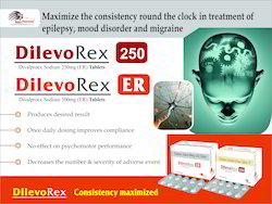 Divalporex Sodium 500mg ER Tablet