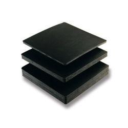 Adhyalaxmi Black Anti Vibration Pad