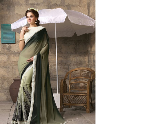Printed Designer Traditional Silk Saree