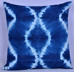 Shibori Tye & Dye Cushion Cover