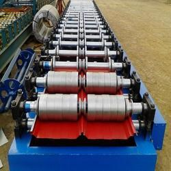 Structural Seaming Roll Forming Machine