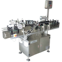 Stepper Wrap Around PLC Touch Screen Labelling Machines