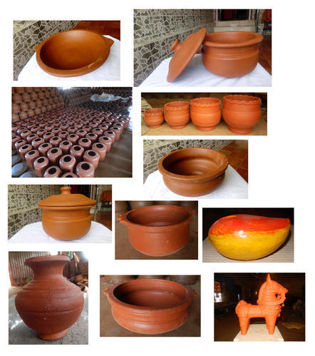 Clay Pots | Ananthi Enterprises | Exporter in Cheranmahadevi