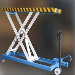 Scissor Type Trolley Lift