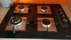 Four Burner Gas Stove