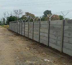 Folding Readymade Concrete Walls