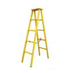 Self Support Ladder with Double Side Step