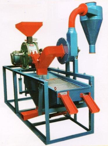 Manufacturer In Nagpur: Flour Type Mini Dal Mill Manufacturer From Nagpur