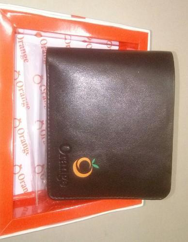 Black, Brown Gents Wallet