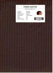 Yarn Dyed Dobby Stripe Fabrics FM000329