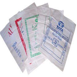 White PP HDPE Bag, Storage Capacity: 50 kg
