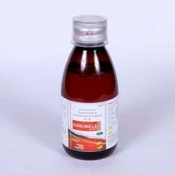 Ambroxol Hcl Guaiphenesin And Levosalbutamol Sulphate Syrup