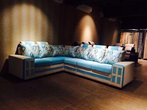 Fortune Furniture 110 Box Luxury Corner Sofa